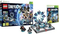 Warner Bros Lego Dimensions: Starter Pack (XBOX 360)