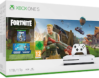 Microsoft Xbox One S 1TB + Fortnite