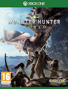 Capcom Monster Hunter World (Xbox One)