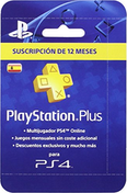 Sony PlayStation Plus: Suscripcion 12 meses