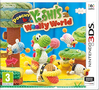 Nintendo Poochy And Yoshis Woolly World (Nintendo 3DS)