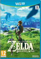 Nintendo Legend Of Zelda Breath Of The Wild (Wii U)