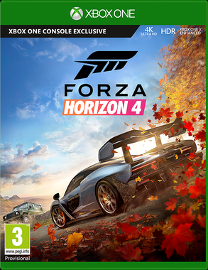 Turn 10 Studios Forza Horizon 4 (Xbox One)