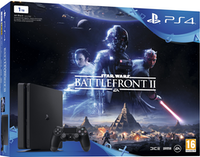 Sony PS4 Slim 1TB + Star Wars: Battlefront II