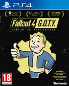 Bethesda Game Studios Fallout 4 G.O.T.Y. Game Of The Year Edition (PS4)