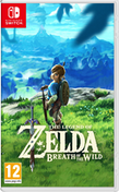 Nintendo Legend Of Zelda Breath Of The Wild (Nintendo Switc
