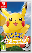 Game Freak Pokemon Lets Go Pikachu! (Nintendo Switch)