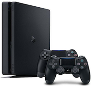 Sony PS4 Slim 1TB + 2 Mandos Dual Shock