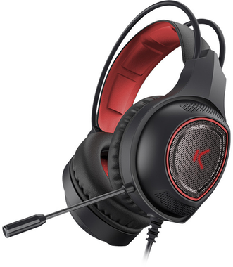 Ksix Auriculares Gaming Estéreo para Pc, Xbox One y Ps4