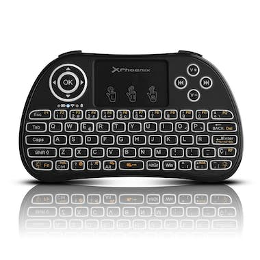 Phoenix Technologies Mini teclado inalambrico wireless 2.4ghz Phoenix t