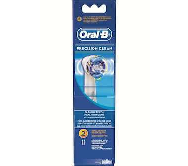 Oral-B Oral-B Precision Clean 2pcs 2 pieza(s)