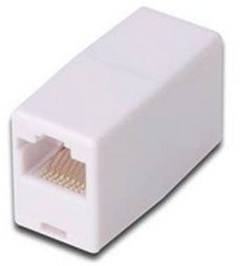 Digitus Digitus AT-A 8/8 adaptador de cable RJ45 Blanco