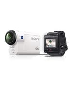 Sony FDR-X3000 Camara de video accion 4K de mano Blanco