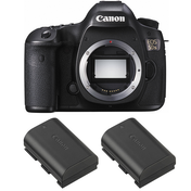 Canon EOS 5DS + 2 LP-E6N