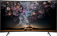 "Samsung 55"" RU7305 Smart 4K UHD TV Curva"