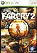 Ubisoft Ubisoft Far Cry 2, Xbox 360 vídeo juego