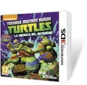 Activision Activision TMNT: The threat of mutagenic, Nintendo