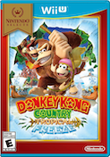 Nintendo Donkey Kong Country Returns Nintendo Selects (Wii