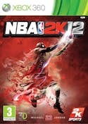 Generica Take-Two Interactive NBA 2K12 vídeo juego Xbox 360