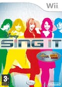 Disney Disney Sing It! vídeo juego Wii U Italiano