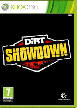 Codemasters Codemasters Dirt Showdown, Xbox 360 vídeo juego In