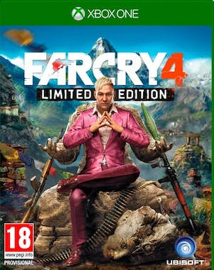 Ubisoft Ubisoft Far Cry 4 Limited Edition vídeo juego Xbox