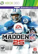 Electronic Arts Electronic Arts Madden NFL 25, Xbox 360 vídeo jueg