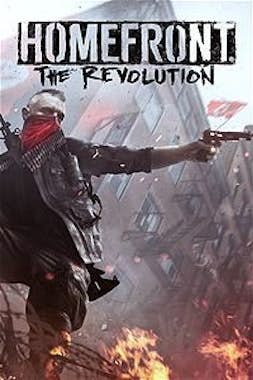Deep Silver Deep Silver Homefront: The Revolution, Xbox One ví