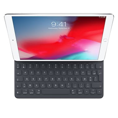 Apple Apple Smart teclado para móvil AZERTY Francés Negr