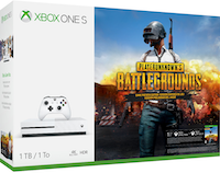 Microsoft Xbox One S 1TB + Playerunknows Battlegrounds