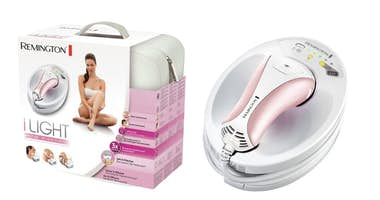Remington Remington IPL6750 depilación con luz Rosa, Blanco