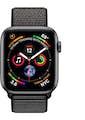Apple Apple Watch Series 4 reloj inteligente Gris OLED M