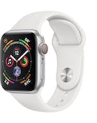 Apple Apple Watch Series 4 reloj inteligente Plata OLED