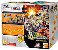 Nintendo Nintendo New 3DS + Dragon Ball Z: Extreme Butoden