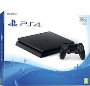 Sony Sony PlayStation 4 Slim 500GB Negro Wifi