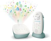 Generica Philips AVENT SCD731/26 video-monitor para bebés 3