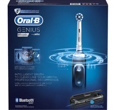 Oral-B Oral-B Genius 9000S Adulto Cepillo dental oscilant