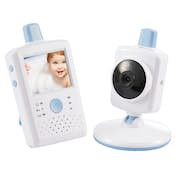 Switel SWITEL BCF867 video-monitor para bebés Azul, Blanc