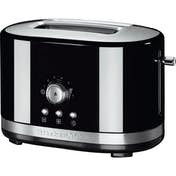 Kitchenaid KitchenAid 5KMT2116 tostadora 2 rebanada(s) Negro