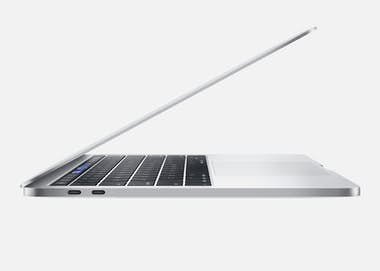 "Apple Apple MacBook Pro Plata Portátil 33,8 cm (13.3"""")"