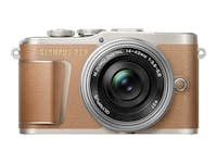 Olympus OLYMPUS E-PL9 marron KIT 14-42mm F3.5-5.6 EZ ED Pl