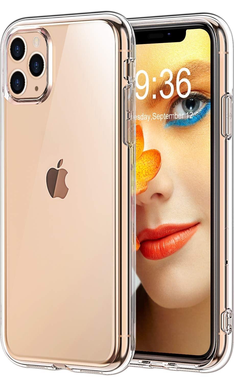 Funda Silicona para Apple Iphone 11 Transparente - Fundas y