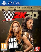 2K Sports WWE 2K20 Deluxe Edition (PS4)