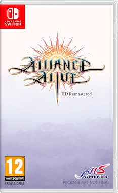 Bandai THE ALLIANCE ALIVE HD REMASTER D1/SWITCH
