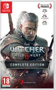 Bandai The Witcher 3: Wild Hunt Complete Edition (Nintend