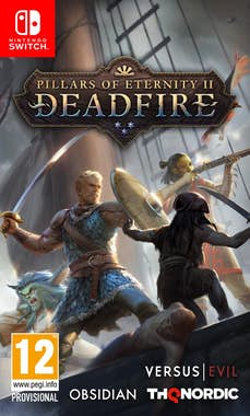 Koch Media PILLARS OF ETERNITY II: DEADFIRE/SWITCH