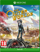 Obsidian Entertainment The Outer Worlds (Xbox One)