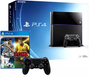 Sony PS4 500GB + PES2016
