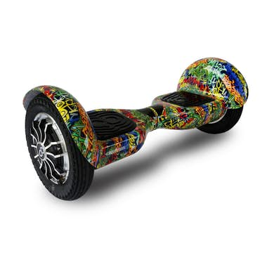 SkateFlash Hoverboard Skateflash K10 HipHop Bluettoth + Bolsa