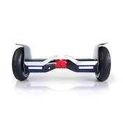 SkateFlash Hoverboard Skateflash Dakar Gray